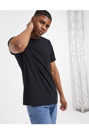 Weekday Relaxed T-shirt in black