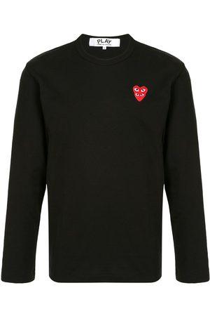 Comme des Garçons Embroidered logo T-shirt