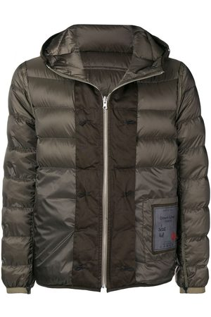 Ten Cate Hooded padded jacket