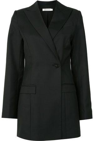 Anna Quan Sienna one button blazer