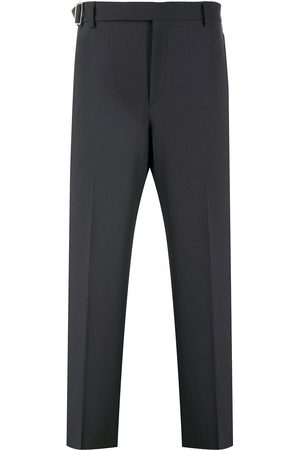 VALENTINO Belted tailored cut trousers