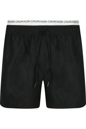 Calvin Klein Muži Šortky - Pánské černé plavky