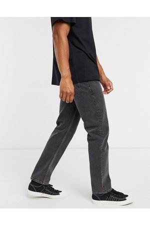 ASOS Original fit jeans in washed black