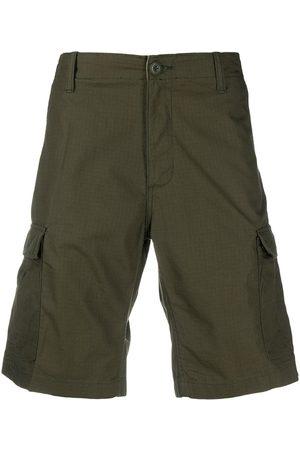Carhartt Side logo patch shorts