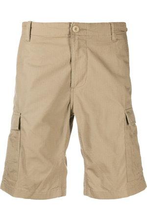 Carhartt Muži Bermudy - Side logo patch shorts