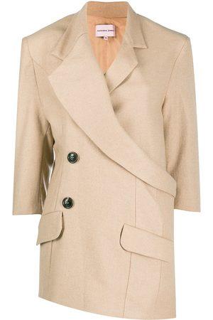 Natasha Zinko Wrap-around blazer