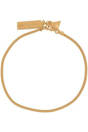 Coup De Coeur Snake chain bracelet
