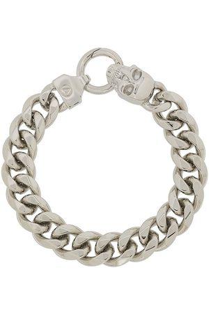 adidas Atticus skull charm bracelet
