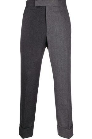 Thom Browne Muži Společenské - Super 120s Flannel Classic Trouser