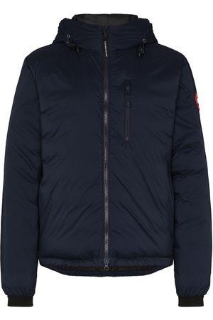 Canada Goose Muži Péřové bundy - Lodge hooded padded jacket