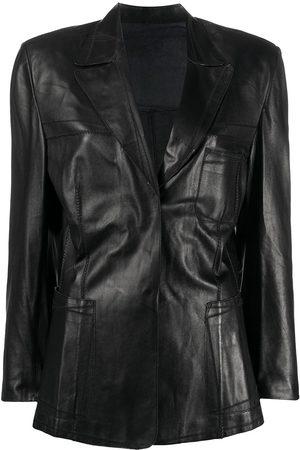 A.N.G.E.L.O. Vintage Cult 1990s lambskin blazer