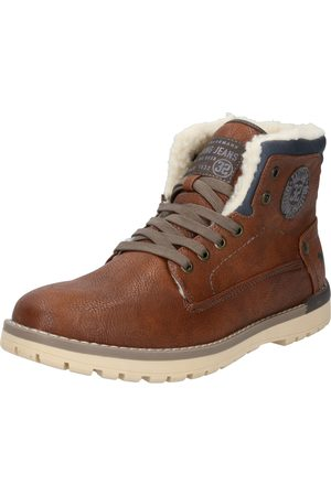 Mustang Muži Kotníkové - Šněrovací boty