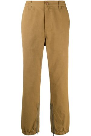 Gucci Logo-stripe trousers