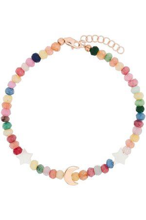 Roxanne First 14kt rose gold mother-of-pearl bracelet