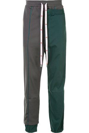 Maison Mihara Yasuhiro Double-layered causal trousers