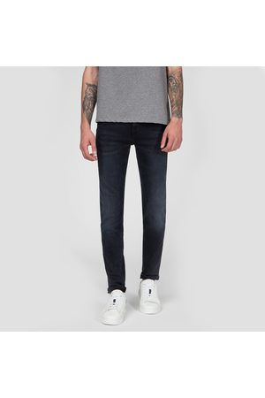 Pepe Jeans Pánské černé džíny Hatch