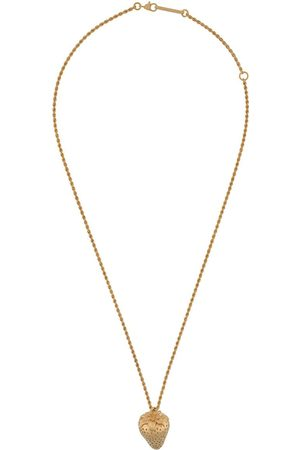AMBUSH Strawberry charm necklace