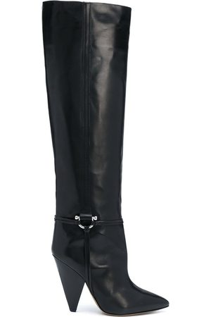 Isabel Marant Pointed-toe knee-high boots
