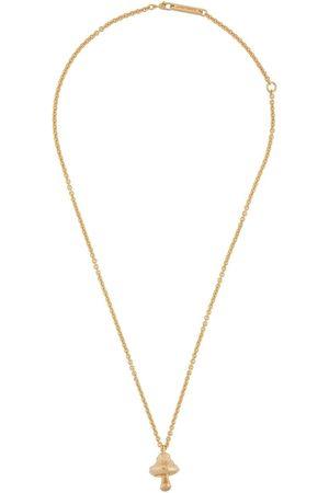 AMBUSH Náhrdelníky - Mushroom-charm chain necklace