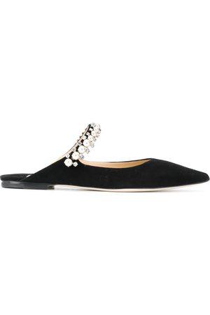 Jimmy Choo Bing flat slippers
