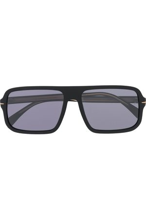 David beckham Oversized tinted sunglasses