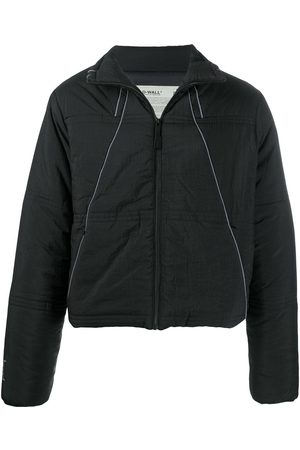 A-cold-wall* Piped-trim padded jacket