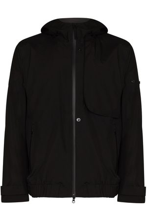 STONE ISLAND SHADOW PROJECT Gore-tex paclite zipped jacket