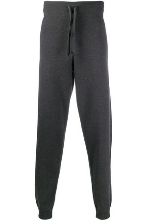 corneliani Tapered-leg track pants