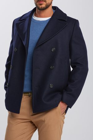 GANT Bunda D1. The Wool Peacoat