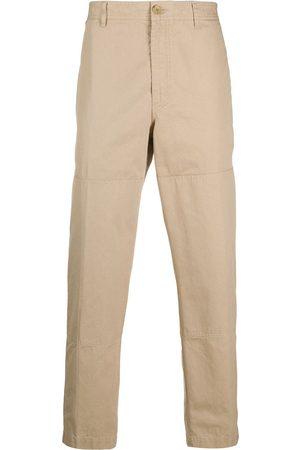 Lanvin Beige cotton trousers