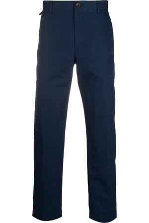 Lanvin Blue cottson trouser