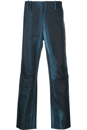 A-cold-wall* High-waisted striped trousers