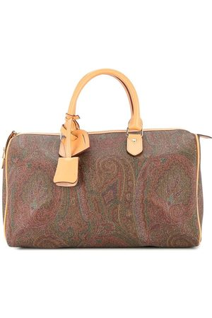 Etro Paisley travel bag