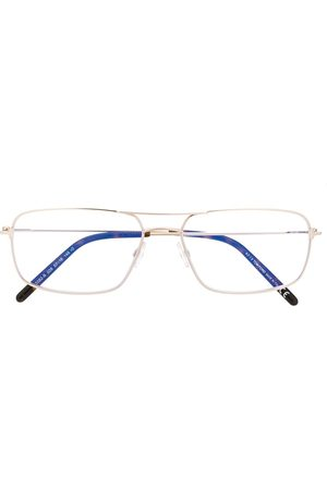 Tom Ford Aviator shaped-glasses
