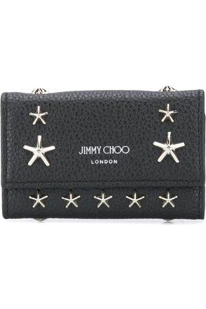 Jimmy Choo Howick leather key holder