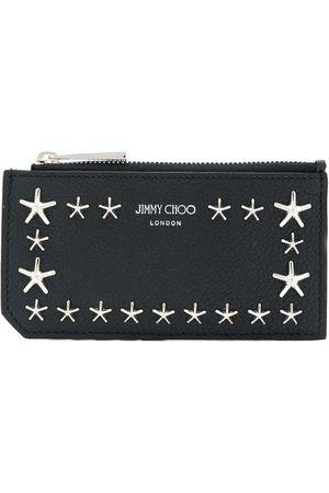Jimmy Choo Star studded cardholder