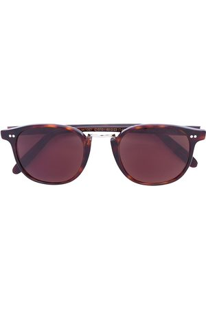 CUTLER & GROSS Rounded square sunglasses
