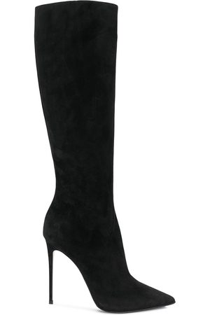 LE SILLA Eva knee-length suede boots