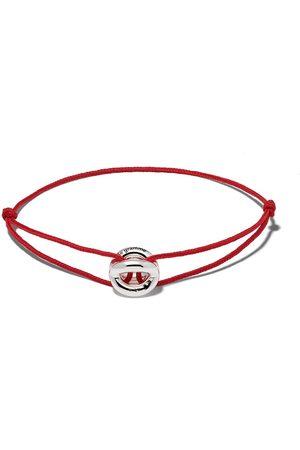 Le Gramme Náramky - 3g maillon cord bracelet