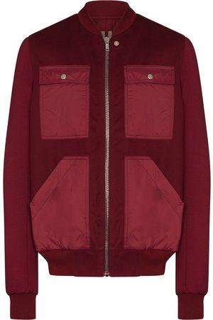 Rick Owens Muži Bombery - Cargo Flight bomber jacket