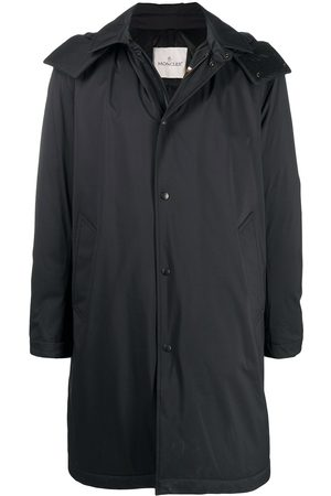 Moncler Single-breasted padded coat