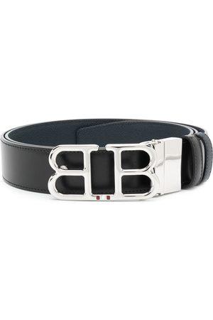 Bally Double buckle belt