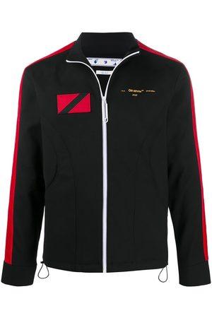 OFF-WHITE X Theophilus London logo-print track jacket