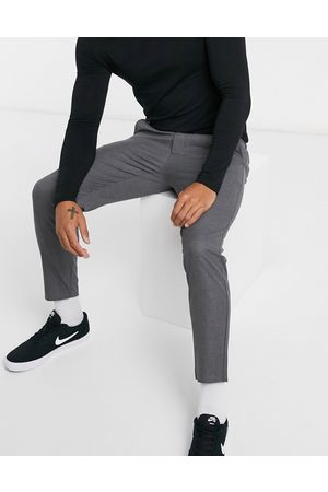 Pull&Bear Tailored trousers in grey