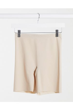 Lindex Janelle medium shaping short in beige