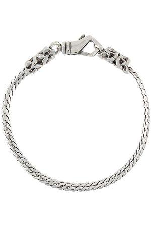 EMANUELE BICOCCHI Herringbone chain bracelet