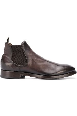 Officine creative Elasticated ankle boots
