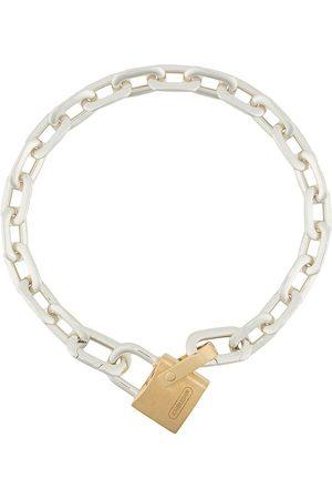 AMBUSH Small padlock bracelet