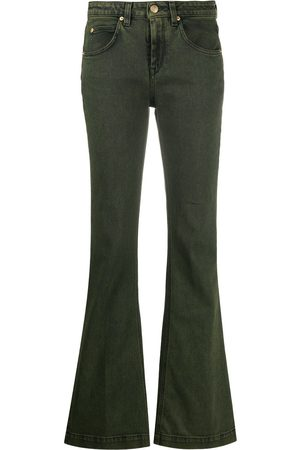 L'Autre Chose Ženy Bootcut - Mid-rise flared jeans