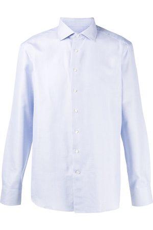 Etro Plain long-sleeved shirt